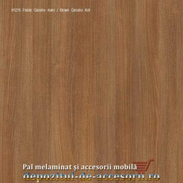 PAL Melaminat Frasin Cassino maro H1215-ST22