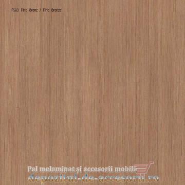 PAL Melaminat Fino bronz F583-ST22