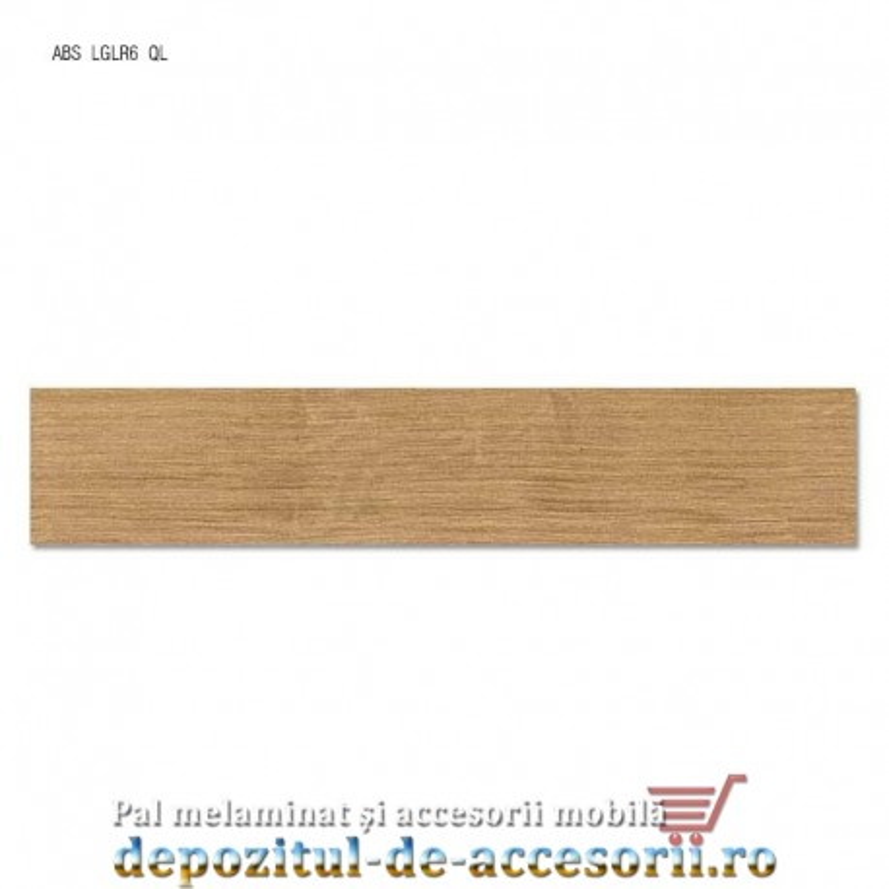 Cant ABS Stejar Bardolino gri 22mm x 0,4mm Compatibil cu PAL Melaminat Stejar Arlington natur H3303
