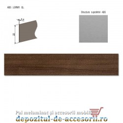 Cant ABS Nuc Pacific tabac 22mm x 0,4mm