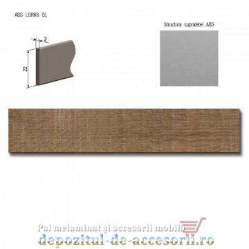 Mai multe despre Cant ABS Stejar autentic maro 22mm x 2mm