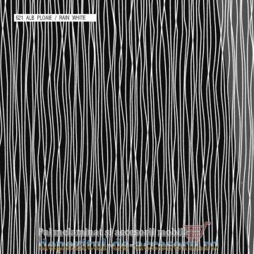 Panou MDF Negru ploaie 624 super lucios AGT high gloss