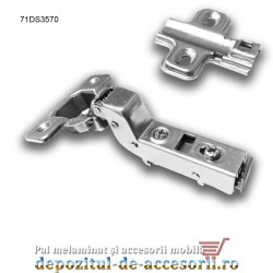 "Balama usi incadrate 100° CLIP ""softclose"" incorporat 71DS3750"