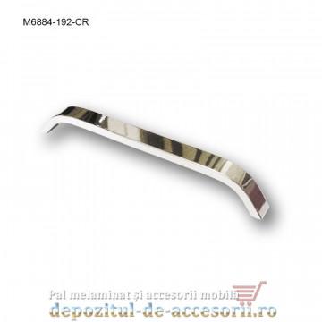 Mâner mobilier Cromat M6884 192mm