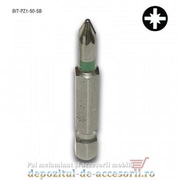 Cap surubelnita in cruce Pz1 50mm BIT Pz1 Stark Bohrer