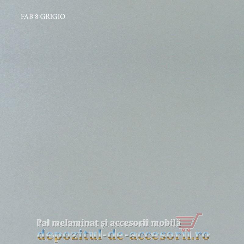 Blat de bucatarie Grigio mat 38x600x4200mm FAB Grup FAB 8