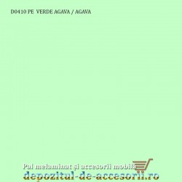 PAL Melaminat VERDE AGAVA D0410 PE Krono decor 2015