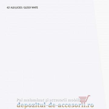 Panou MDF Alb super lucios Stillay 421 high gloss