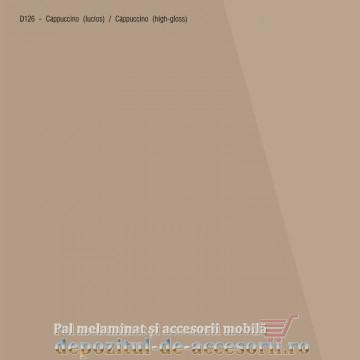 PAL Melaminat Cappuccino D126 lucios