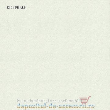 Blat bucatarie ALB K101-PE 38x600x4100mm Swiss Krono