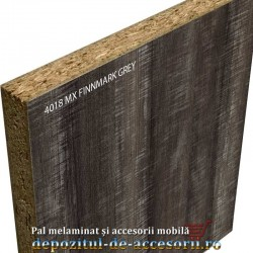 PAL Melaminat FINNMARK GREY 4018 MX Krono Swiss