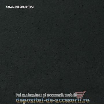 Blat bucătărie NEGRU MIKA 3329 38x600x4200 Ricci Italia