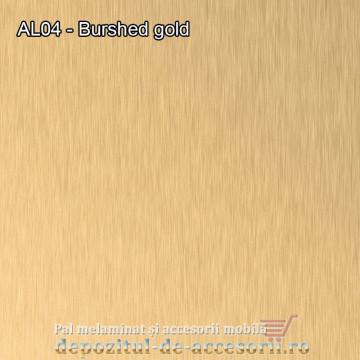 Panou MDF metalizat Aur periat Kronospan 2800x2070
