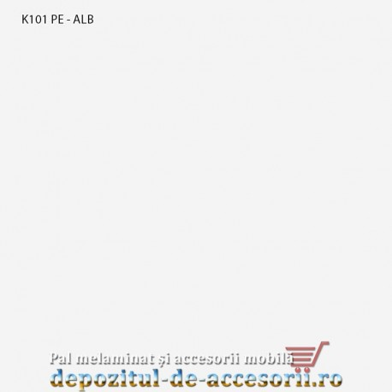 Pal melaminat ALB K101 PE Krono Swiss