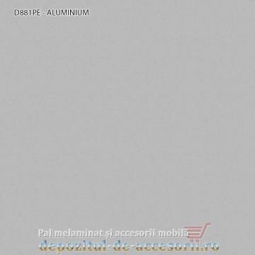 PAL Melaminat ALUMINIUM D881 PE Swiss Krono