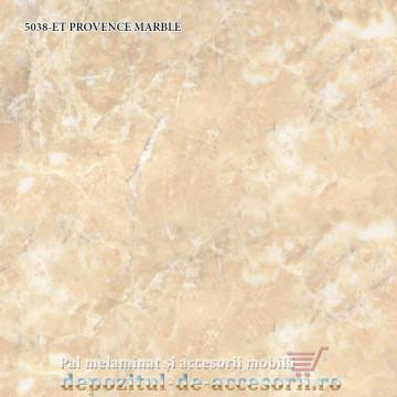 Blat bucatarie PROVENCE MARBLE 5038-ET 38x600x4100 Krono Swiss