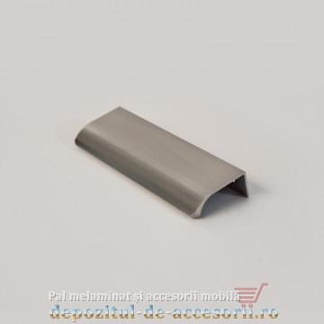 Mâner profil 3996 inox 60mm