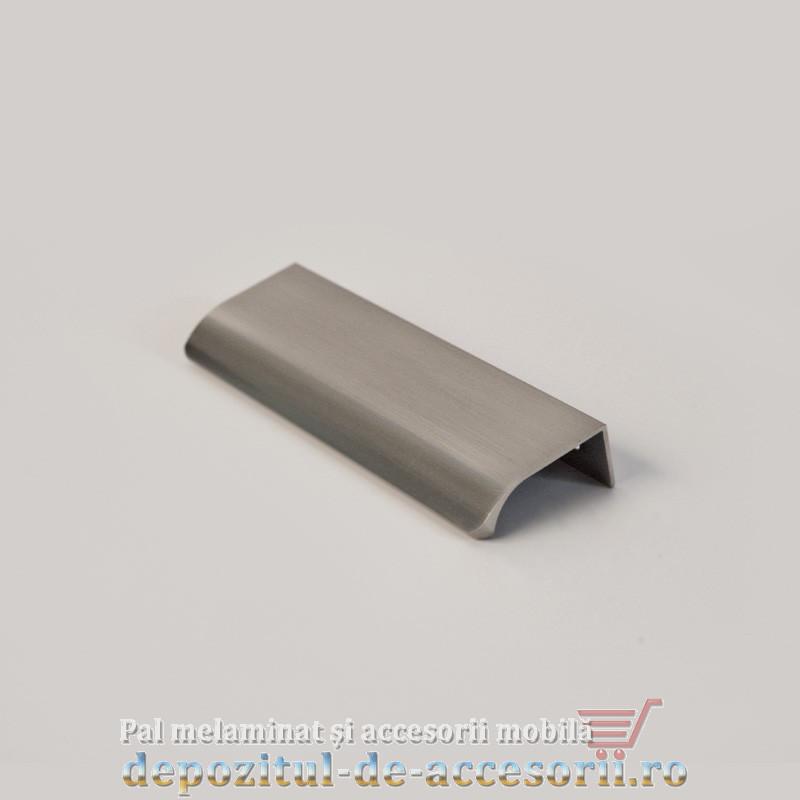 Mâner profil 3996 inox 120mm