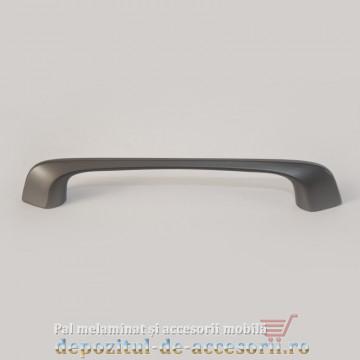 Mâner mobilier 22038 modern gri 160mm