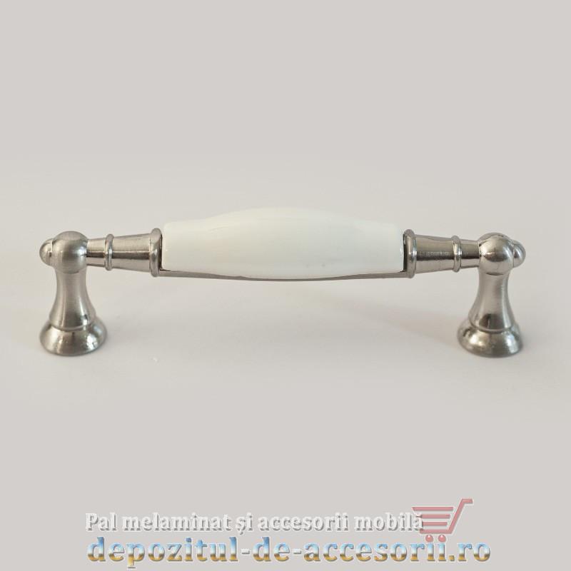 Mâner mobilier CS8939 inox clasic 96mm