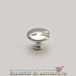 Buton mobilier 315-26 crom