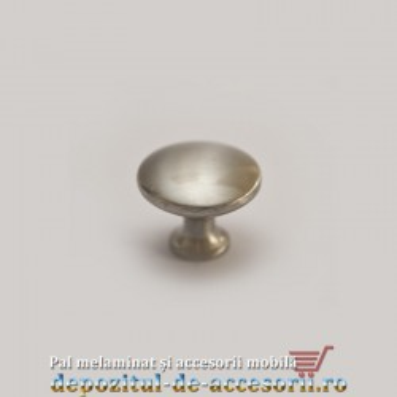 Buton mobilier 315-26 inox periat