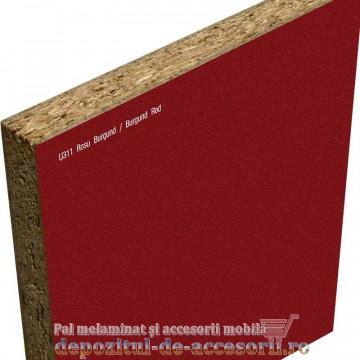 PAL Melaminat Roșu Burgund U311-ST15
